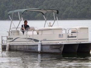 Fout Boat Dock Pontoon 2
