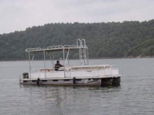 Fout Boat Dock Pontoon 7